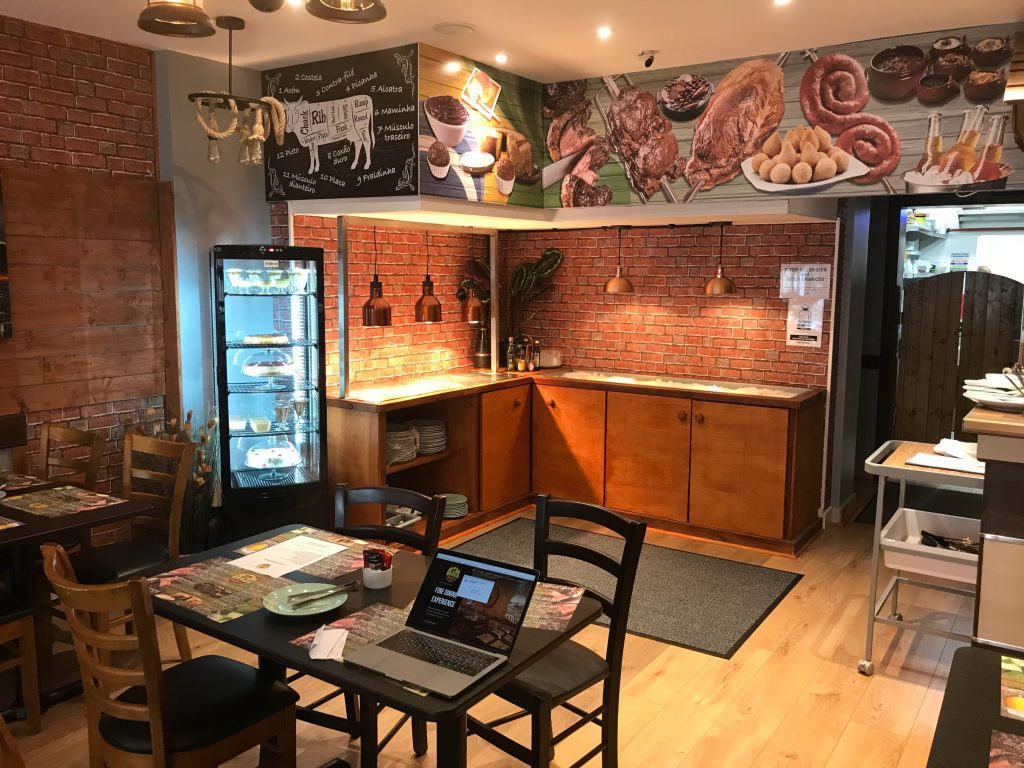 Braza Kingtson Salad Bar